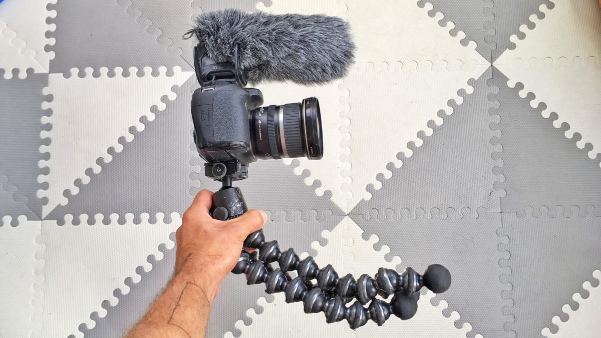 Joby Gorillapod – The Bendy Tripod